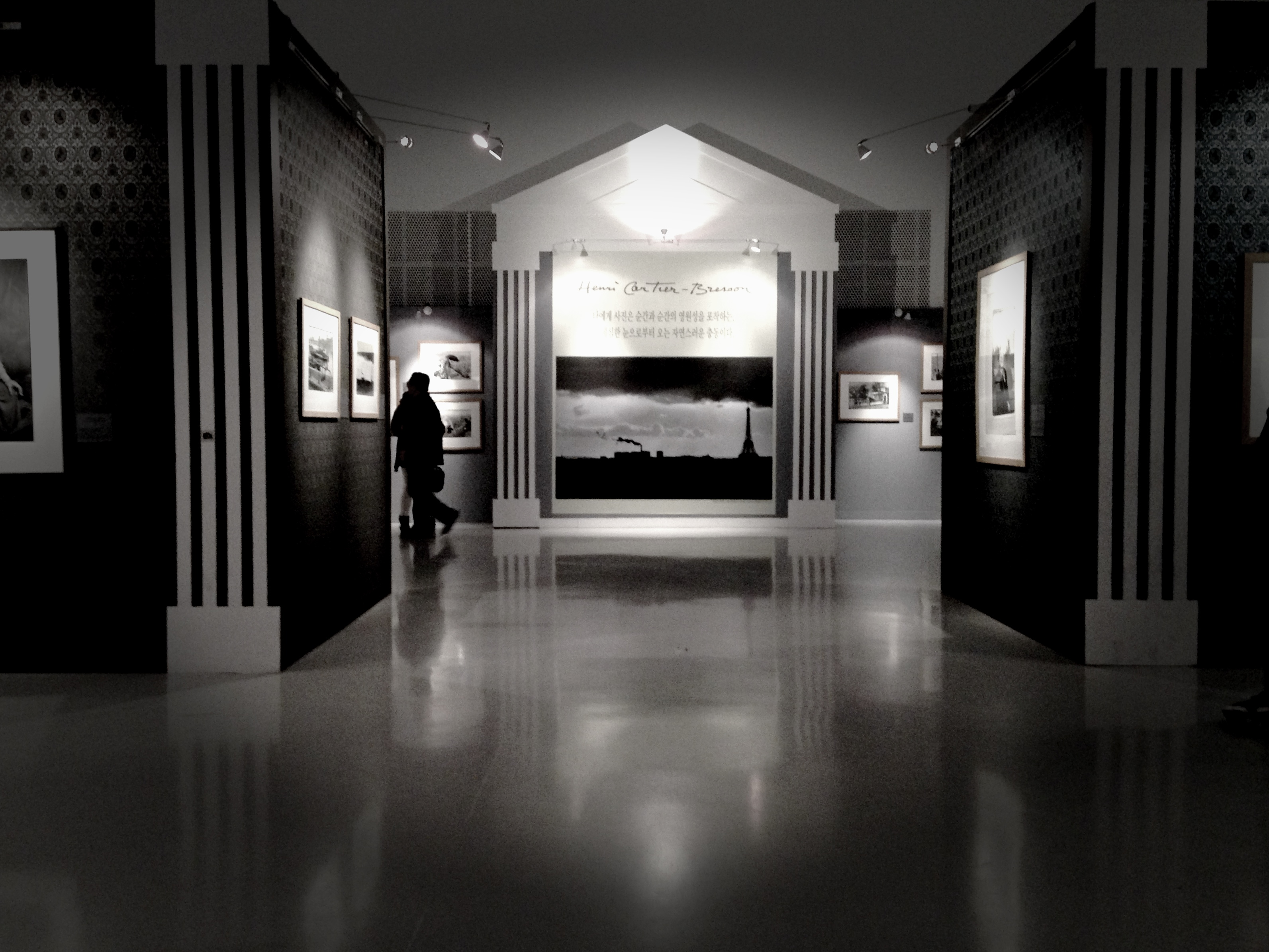 The Eternal Landscape: The 10th Anniversary Retrospective Exhibition of Henri Cartier-Bresson