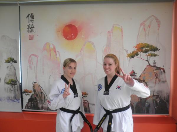 creative taekwondo