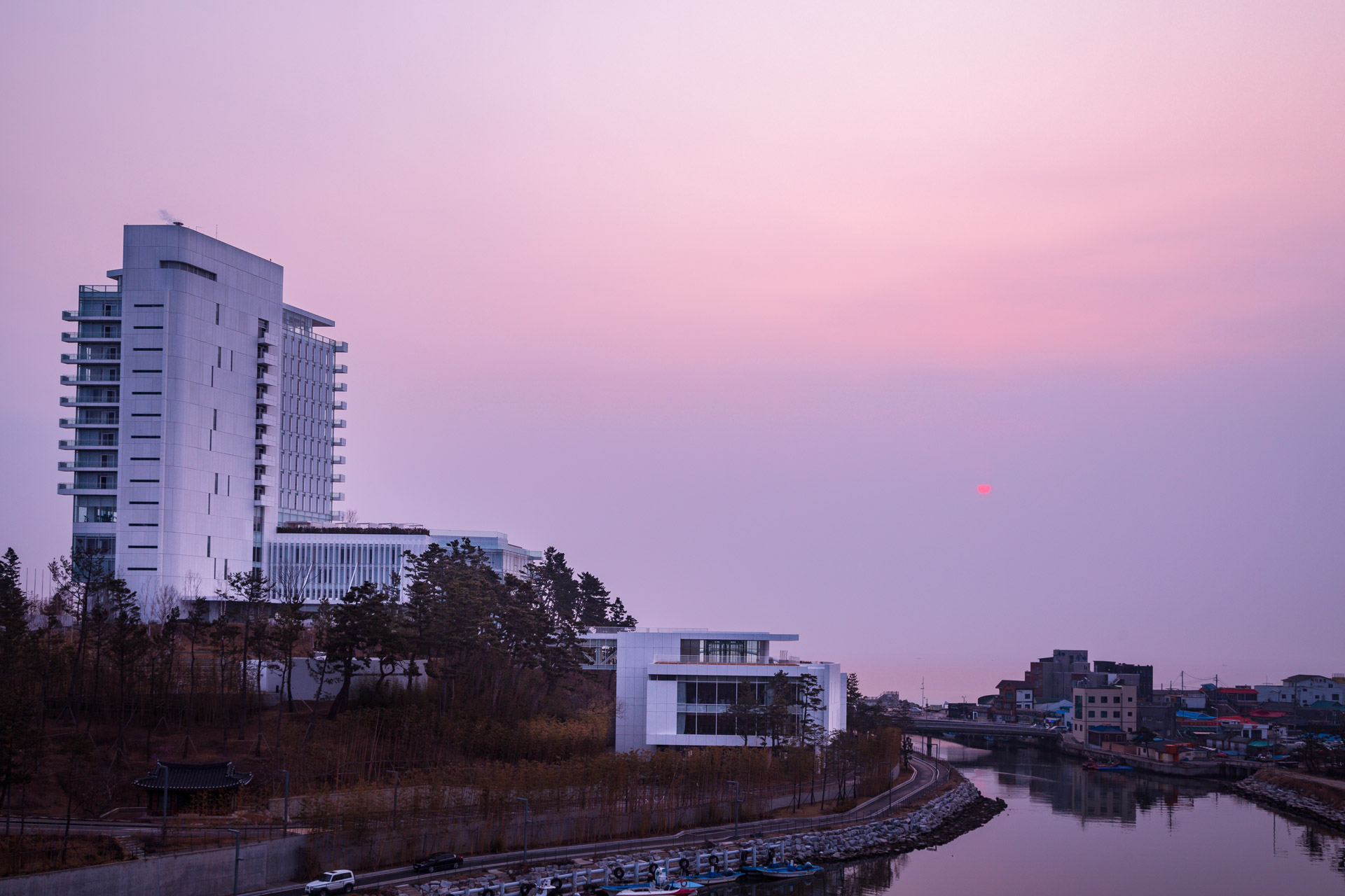 The Seamarq Hotel: Gangneung's Best Feature