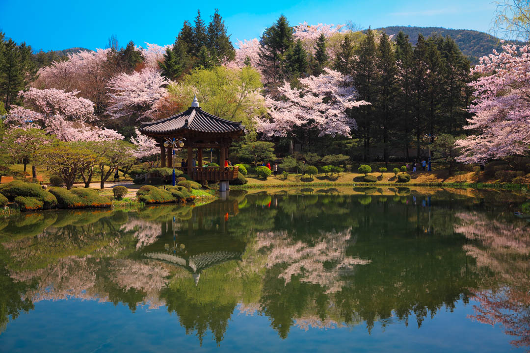 Bomun Lake Gyeongju